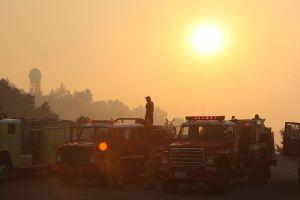 Autoridades emiten aviso de incendios en el sur de California