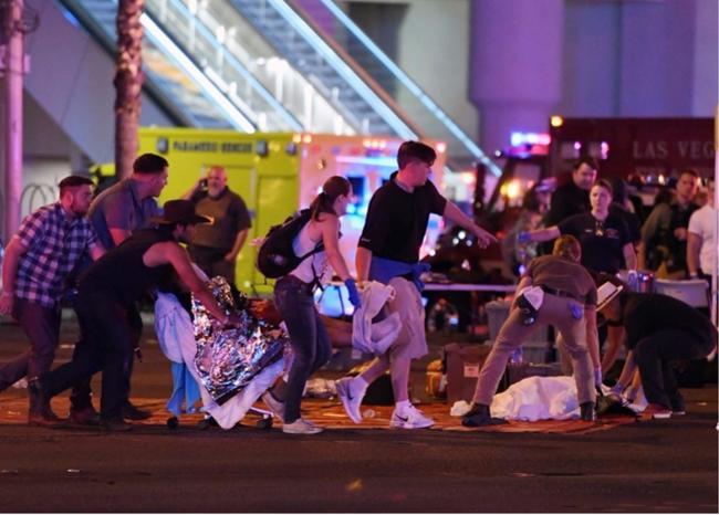 """Trump ofrece """"condolencias"""" por masacre en Las Vegas"""