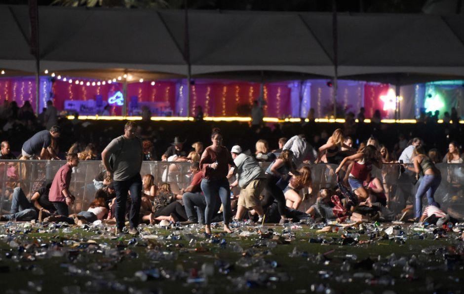 FOTOS: Muerte y terror en concierto de música country en Las Vegas