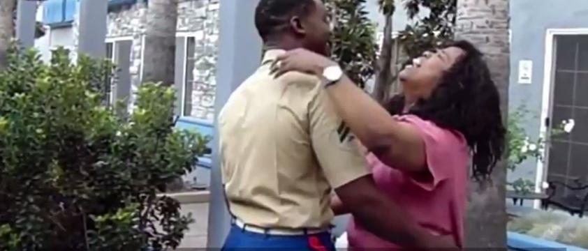 Vídeo: Si te reencontraras con tu hijo después de 2 años, ¿actuarías así?