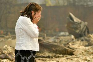 Gobierno mexicano lucha por ayudar a damnificados por incendios en California