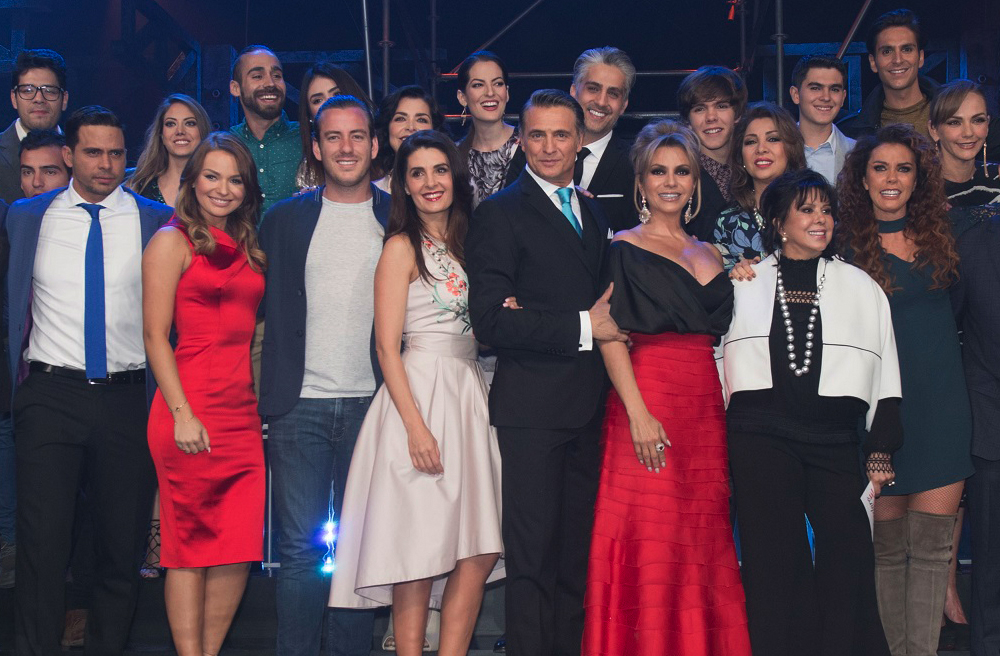 Televisa presenta elenco de la telenovela 'Me declaro culpable'