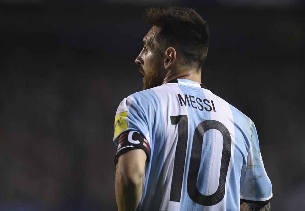 Lionel Messi podría no ir al Mundial.