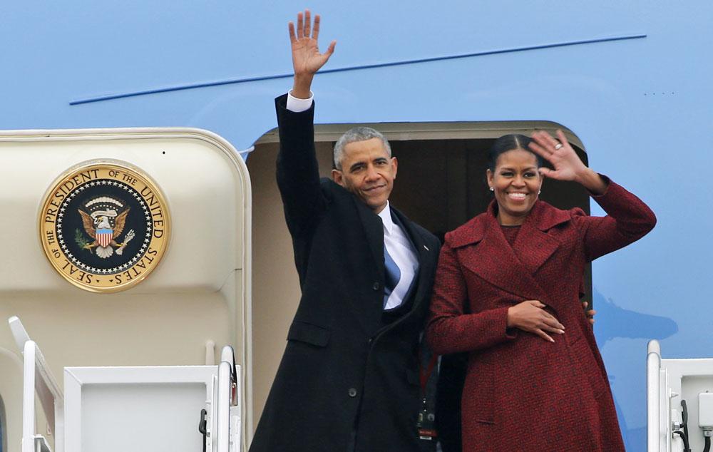 Revelan el sorprendente grito que dio Michelle Obama al dejar la Casa Blanca