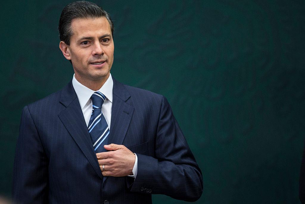 El 93% de encuestados por Pew en México no confía en su Gobierno