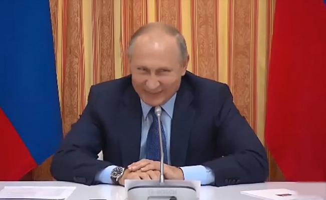 Video: Putin se burla de su ministro de Agricultura