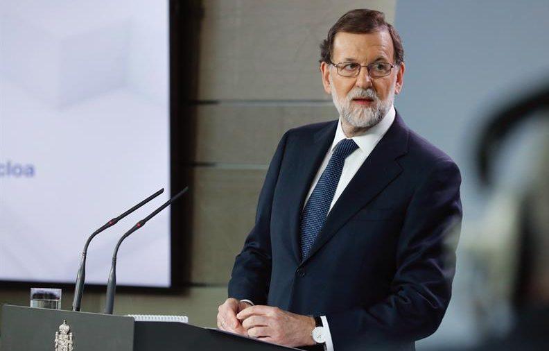 Mariano Rajoy da ultimátum al presidente catalán