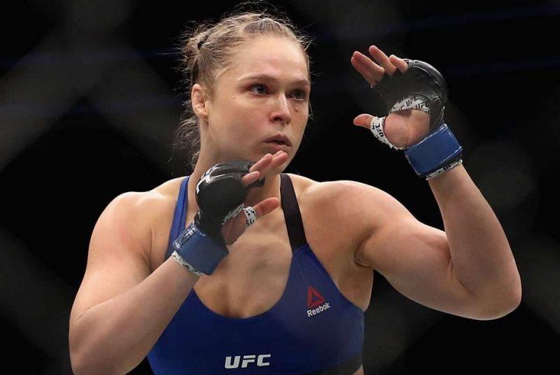 Solo una rival podría hacer volver a pelear a Ronda Rousey
