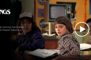 Mira lo que vas a encontrar en la segunda temporada de la serie Stranger Things. Ya llegó a Netflix