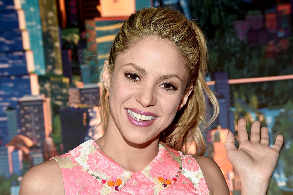 Shakira enloqueció a sus fans con este movimiento de caderas