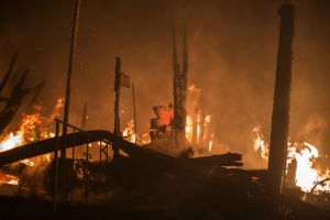 Pese a la devastación causada por los incendios, Sonoma se enfrenta a recortes millonarios en salud mental