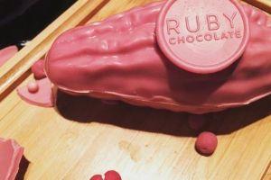 ¿Cómo está hecha esta nueva variedad de chocolate rosa?