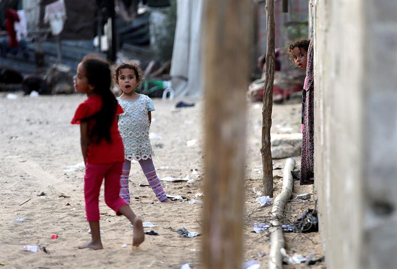 Uno de cada 12 niños en todo el mundo vive peor que sus padres, revela Unicef