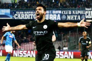 'Kun' Agüero hace historia con el Manchester City