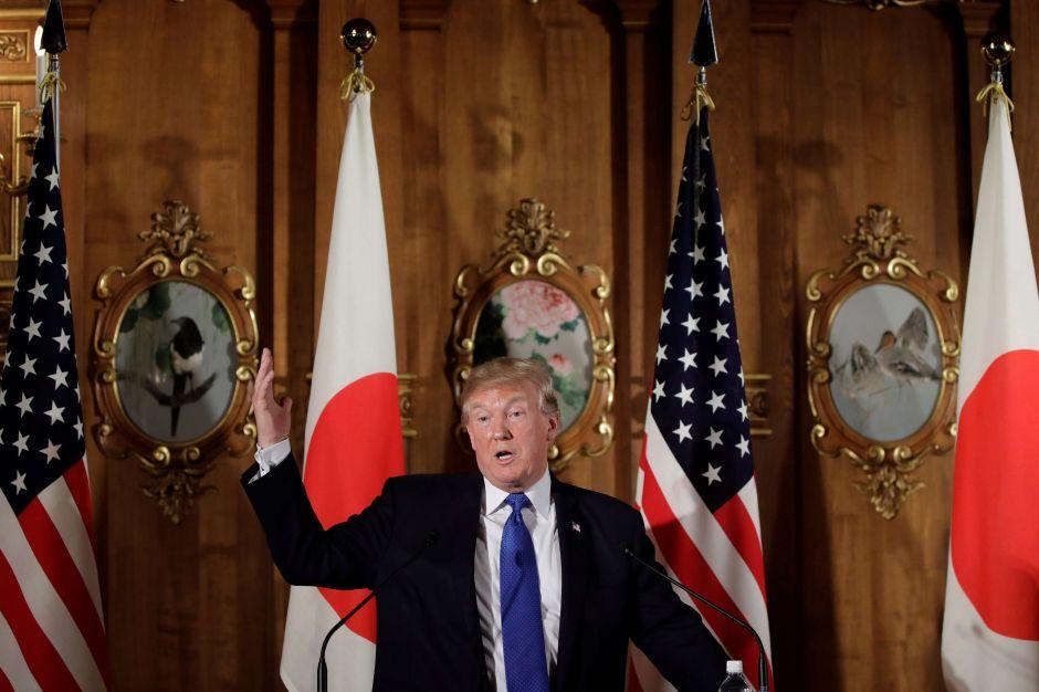 """Trump, tras enviar más tropas a Irán: """"Si quieren hablar, hablaremos"""""""