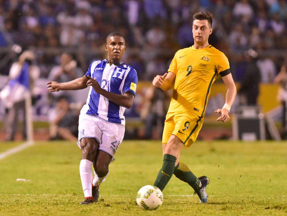 Honduras complica su pase al Mundial, así le fue ante Australia