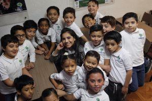 La psicóloga más joven del mundo apoyará a las niñas superdotadas