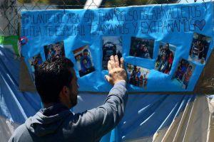 Hay cinco árbitros de fútbol en el submarino perdido en Argentina