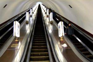 Arsenalna, la estación de metro más profunda del mundo