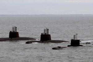 Cómo viven la espera los familiares de los tripulantes del submarino argentino desaparecido