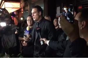 """""""El Patrón"""" rompe en llanto y otros luchadores arremeten contra políticos mexicanos"""