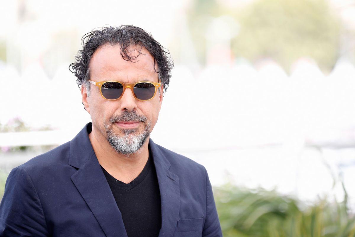 Alejandro González Iñárritu, director mexicano.