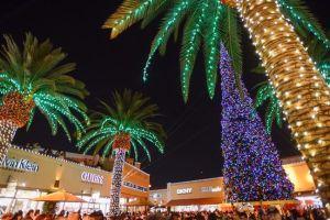 Centro comercial de L.A. tendrá árbol de navidad más grande del mundo