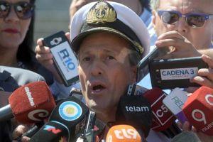 """""""No tenemos ningún rastro del submarino"""", dice la Armada de Argentina"""