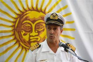 Confirman una explosión durante el último contacto con el submarino argentino desaparecido