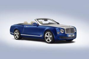 Ningún Bentley Mulsanne Grand Convertible llegará a EE. UU.