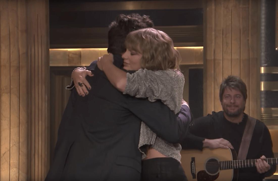 Conoce el emotivo secreto de la presentación de Taylor Swift con Jimmy Fallon