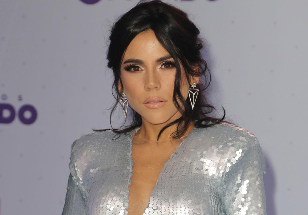 Carolina Gaitán, actriz colombiana.