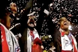 Equipo de fútbol de Estados Unidos desaparece a días de ser campeón