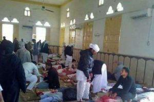 Las sangrientas imágenes de ataque que dejó más de 300 muertos en Egipto