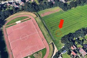 Este campo de fútbol en Hamburgo escondía una gran esvástica nazi