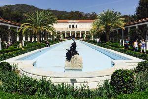 Fotos: La Villa Getty es una joya de arte y cultura en la costa de Malibu