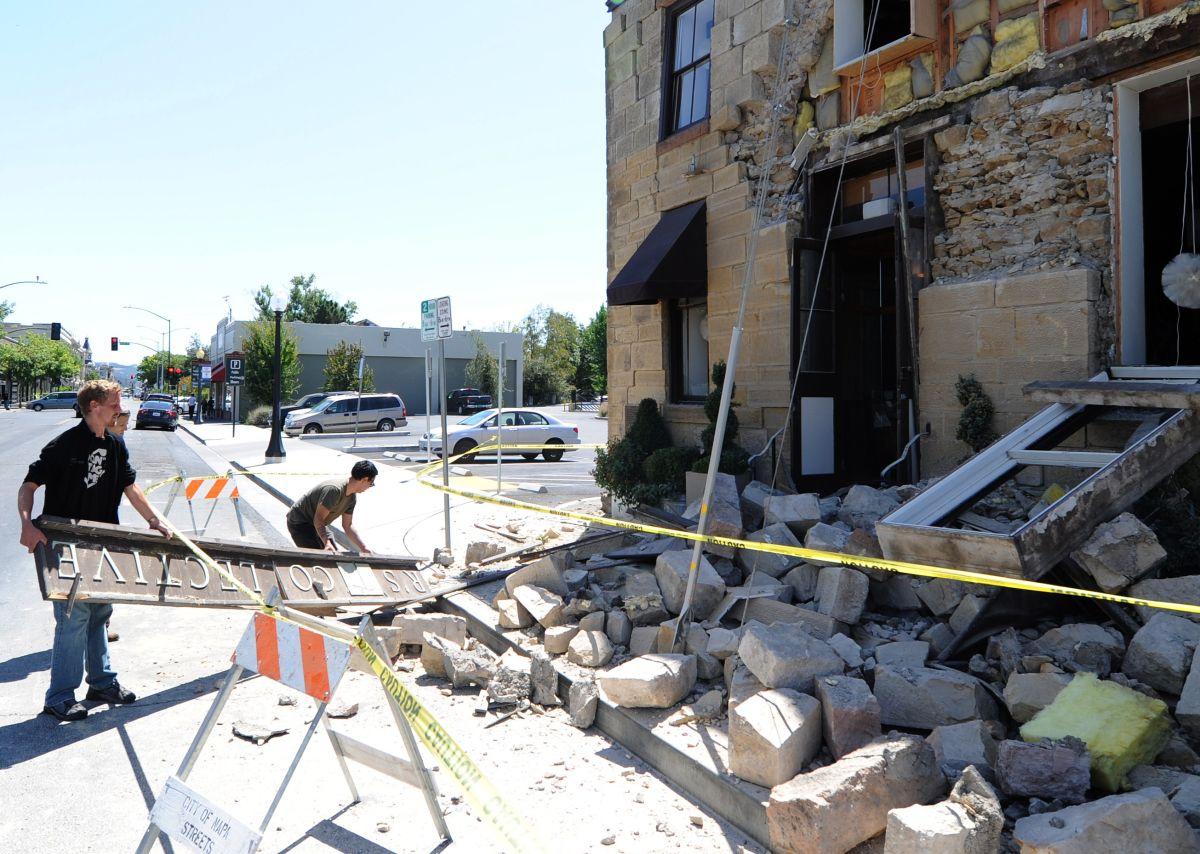 Más de mil terremotos en el sur de California y casi nadie se da cuenta