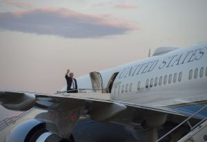 Trump viajará a Asia: ¿tiene el mejor avión presidencial del mundo?