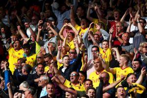 El Watford inglés pagó 2,000 euros en taxis para que sus hinchas llegaran a un partido