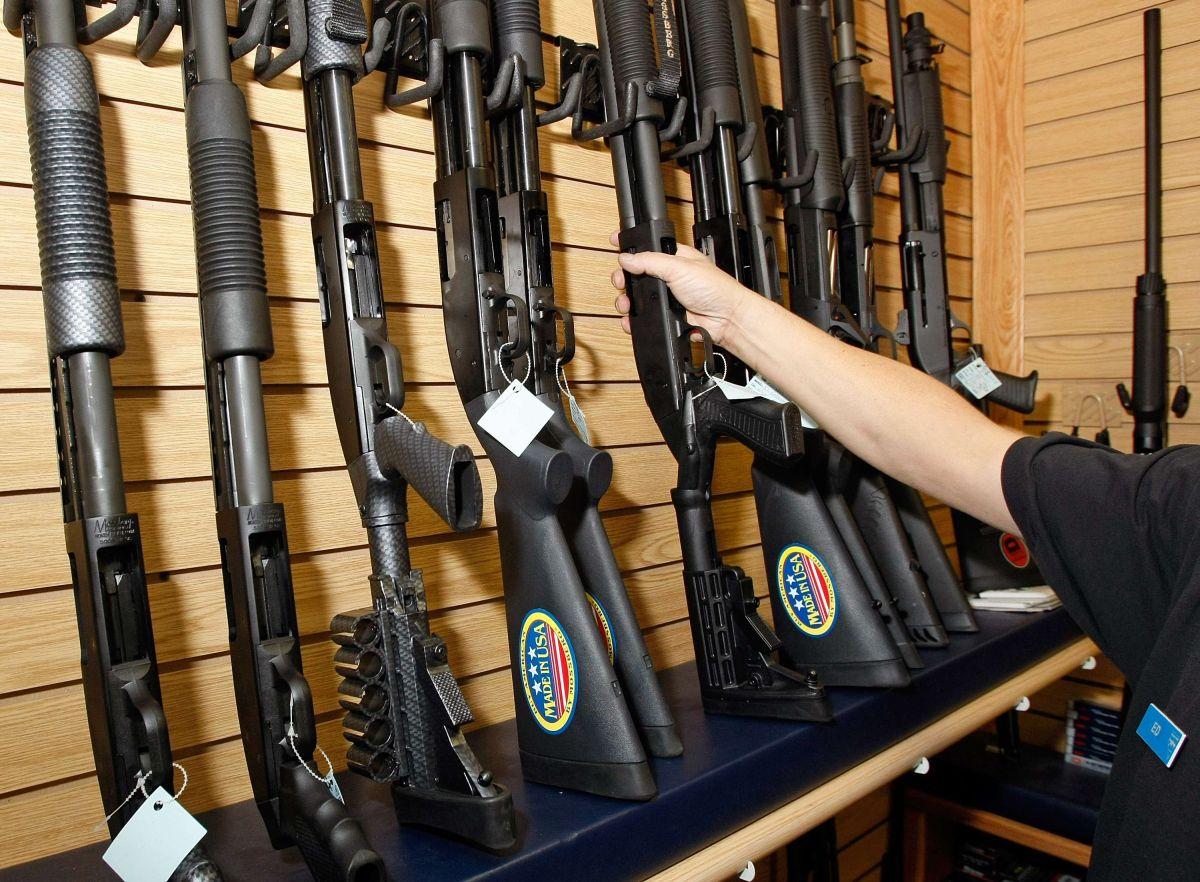 Cámara de Representantes aprueba ley que permite portar armas ocultas de un estado a otro