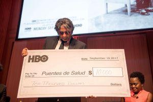 """""""Ángeles"""" de los indocumentados en HBO"""