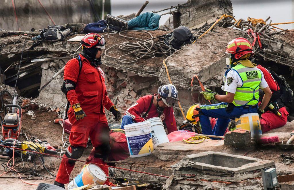 Estudio pronostica que en 2018 habrá terremotos de gran magnitud