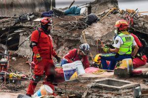 """""""Tiembla"""" es un """"relato colectivo"""" sobre sismos en México"""