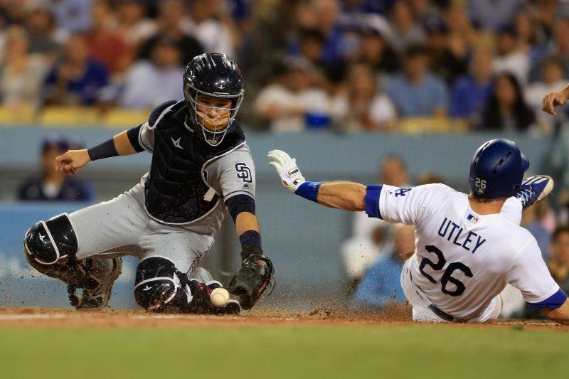 Los Angeles Dodgers y San Diego Padres se enfrentarán en Monterrey, México en la temporada regular del 2018. (Foto: Sean M. Haffey/Getty Images)