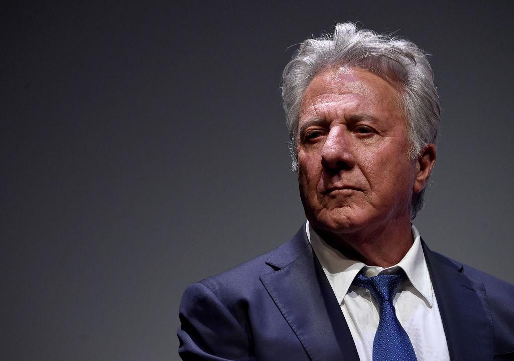 "Video: Dustin Hoffman ""estalla"" contra John Oliver por preguntas sobre abuso sexual"