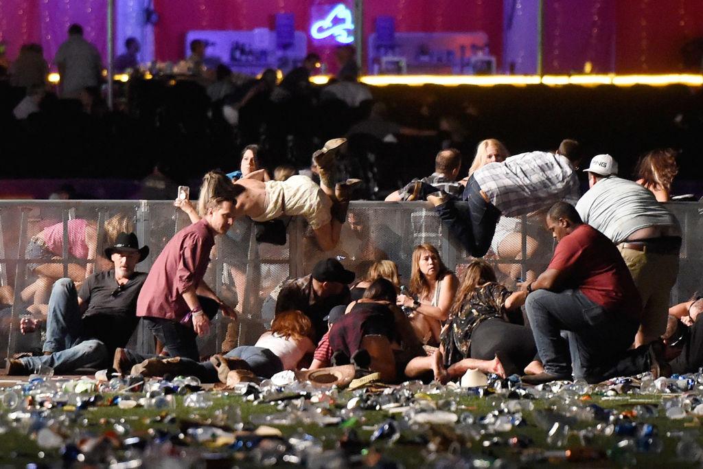 2017: Casi tantos tiroteos como días del año