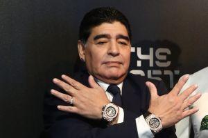 ¡Maradona y Maduro juntos! Tal vez la 'Vinotinto' busca entrenador