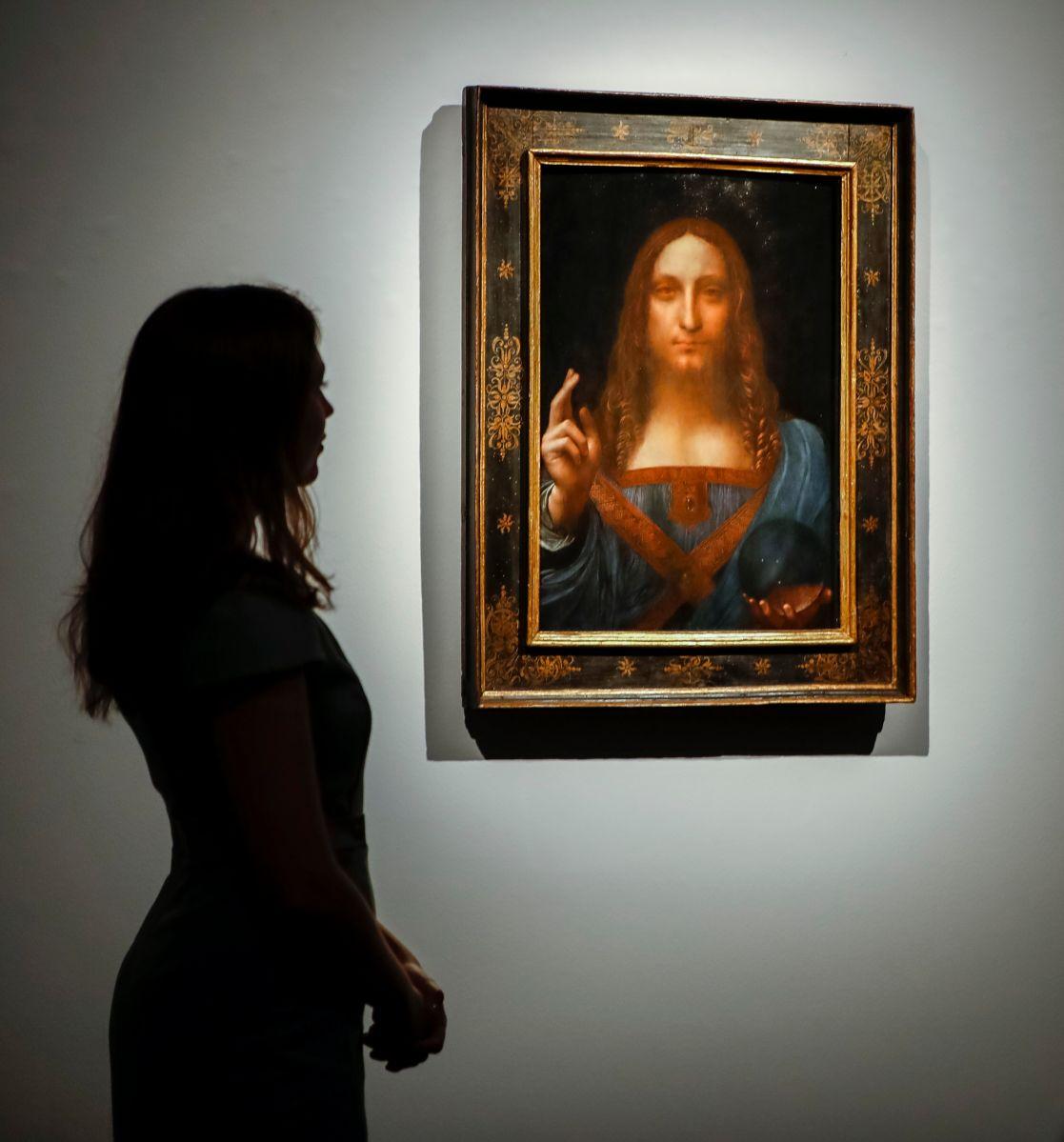 La pieza tiene 500 años de antigüedad y fue comprada por un millonario ruso