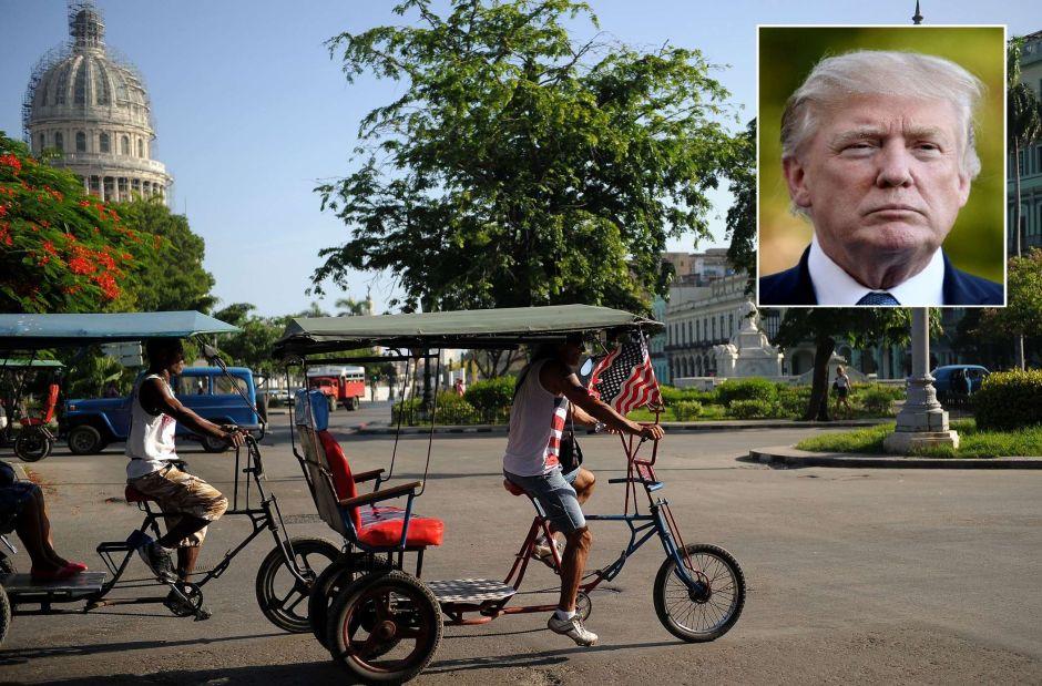 Trump limita las remesas a Cuba