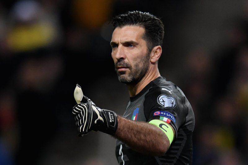 Buffon quiere unir a toda Italia para la remontada ante Suecia